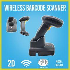 Motorola Symbol DS6878 Wireless Barcode Scanner CR0078-PC1F007WR Cradle
