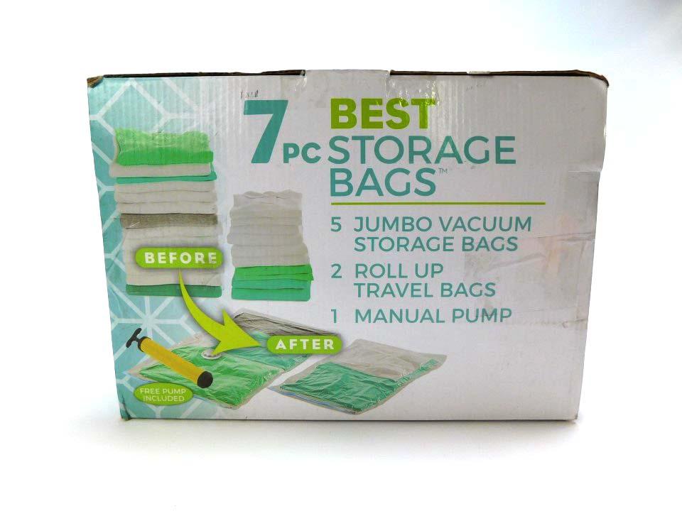 cc1daec018c2 Best Storage Bags Premiere Vacuum Sealed Storage Bags - 5pc Jumbo ...