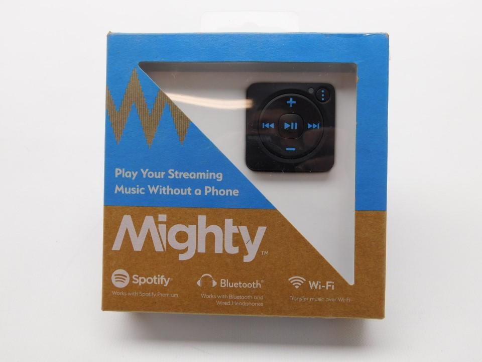 Mighty Audio Spotify Music Player, Lola Black | eBay