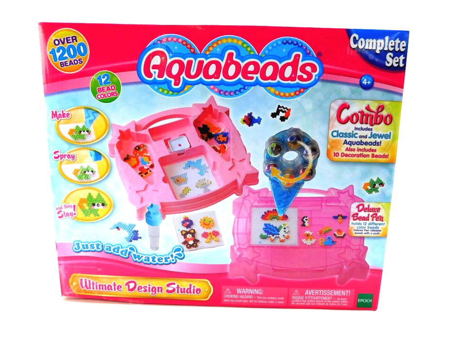 Aquabeads Ultimate Design Studio Playset Ebay