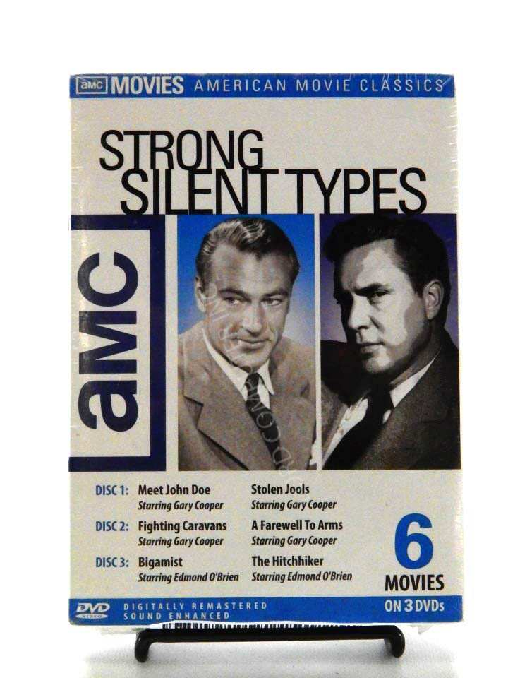 strong silent types
